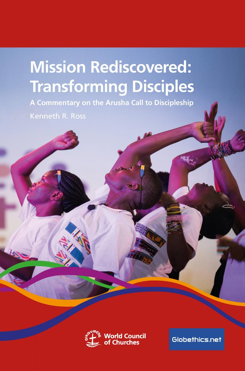 Book cover photo: WCC/Globethics