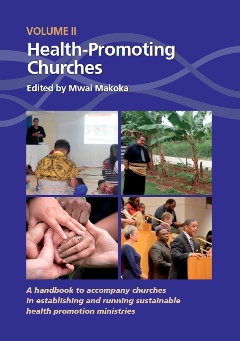 Health-Promoting Churches Volume II Cover