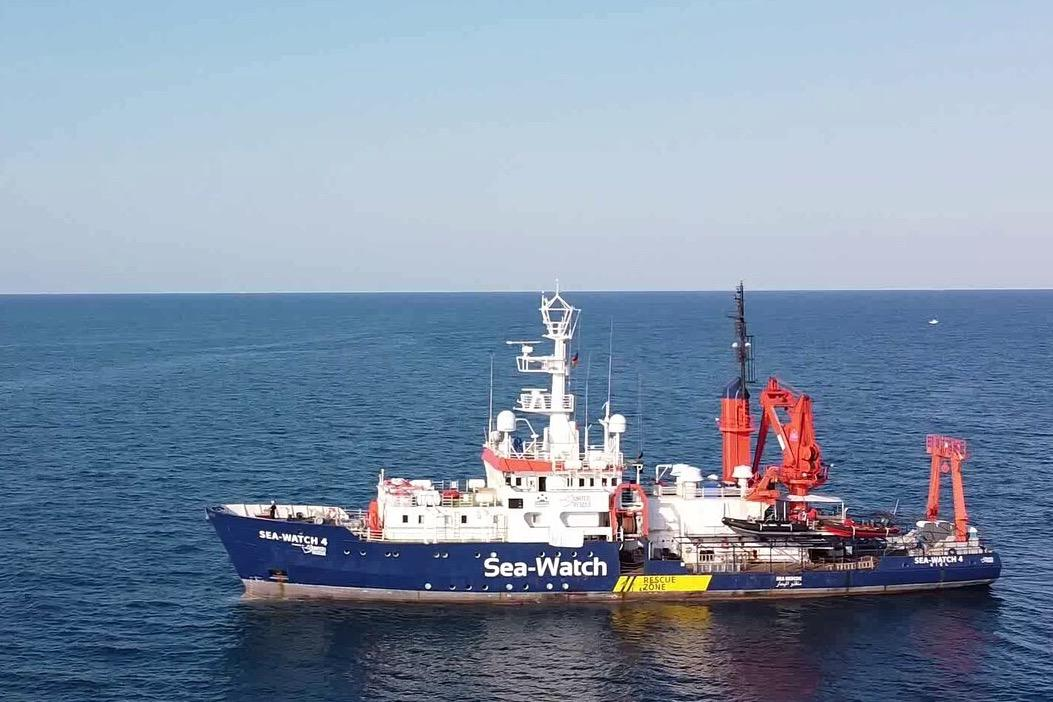 Conozca el 'Sea-Watch 4': nave de esperanza e instrumento de paz | World  Council of Churches