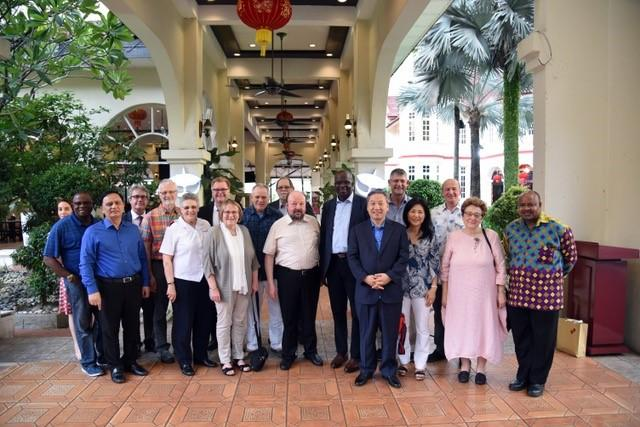 Global Christian Forum meeting in Kuala Lumpur, Malaysia, February 2019. Photo: David Tan/GCF