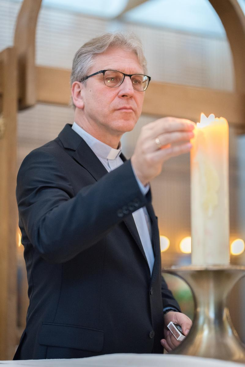 Rev. Dr Olav Fykse Tveit, presiding bishop of the Church of Norway and former general secretary of the World Council of Churches. Photo: Albin Hillert/WCC