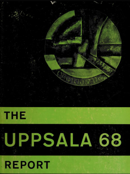 Uppsala report cover