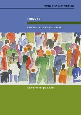 Cover Image: I Belong: Biblical Reflections on Statelessness