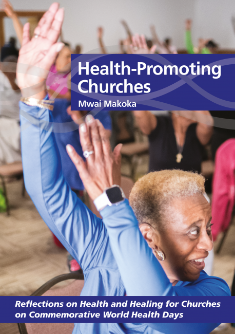 Health-Promoting Churches book cover