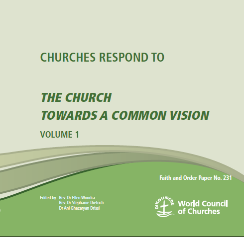 Churches Respond Vol I Cover