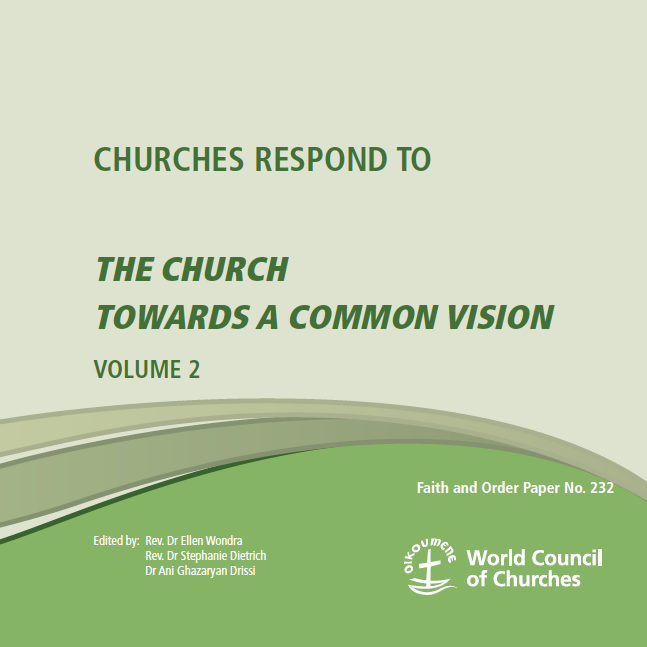 Churches Respond Volume II