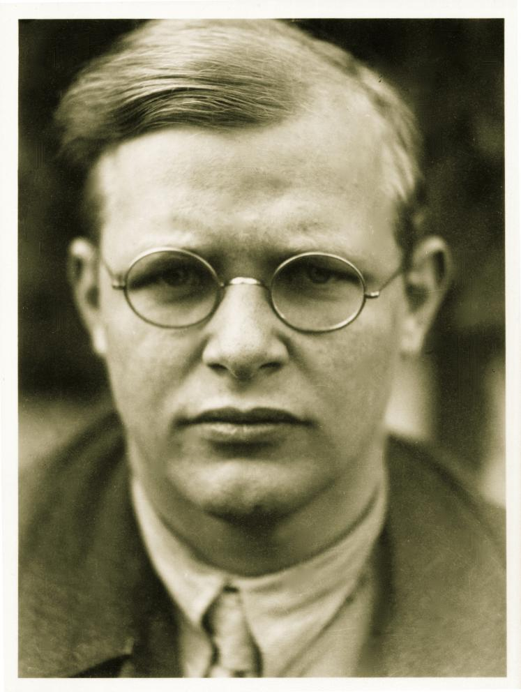 Dietrich Bonhoeffer: Critical Prophet of the Ecumenical Movement | World  Council of Churches