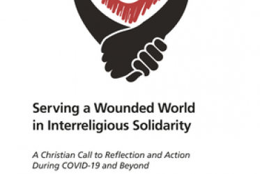 Serving a Wounded World Cover