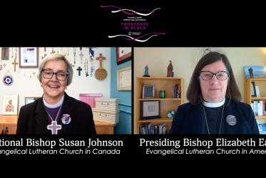 ELCA/ELCC leaders release video promoting awareness of domestic violence