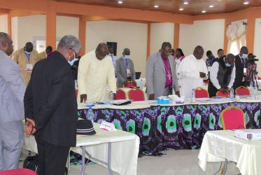 Workshop on peace in Cameroon