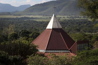 The Kwang Lim Chapel of Africa University, Mutare, Zimbabwe
