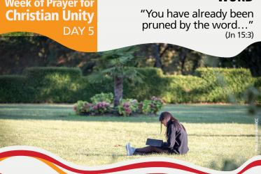 Week of Prayer for Christian Unity Day 5