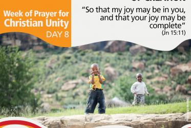 Week of Prayer for Christian Unity Day 8