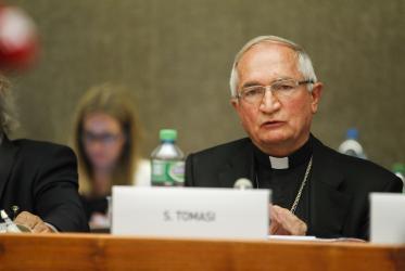 H.E. Cardinal Silvano M. Tomasi