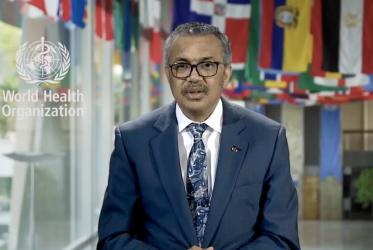 World Health Organisation Director General