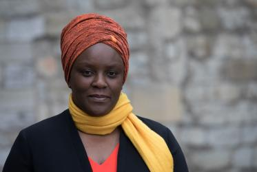 Amanda Khozi Mukwashi, CEO of Christian Aid