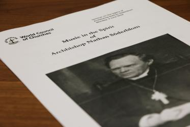 The architect of the ecumenical movement of the twentieth century