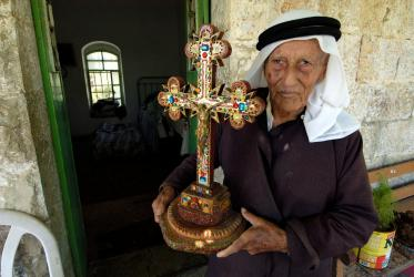 Solidarity with churches in the Middle East