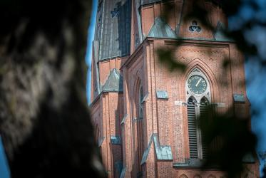 Uppsala Cathedral. Photo: Albin Hillert/WCC