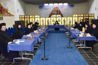 Photo: Ecumenical Patriarchate press