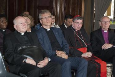 Meeting in Rome marked the 50th anniversary of the Joint Working Group between the Roman Catholic Church and the WCC. © Centro Pro Unione