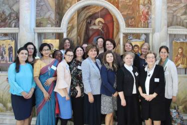 """Pilgrimage for Justice and Peace: The journey of Eastern Orthodox and Oriental Orthodox Women Today"", Albania, 3-7 October 2019, Photo: WCC"