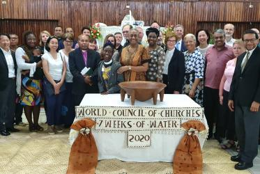 Photo: Pacific Conference of Churches