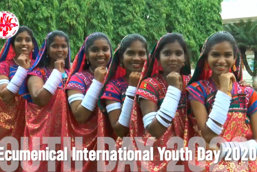 Contribution from the Church of South India to the 2020 Ecumenical International Youth Day