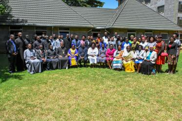 World Prayer Day Ecumenical Partners gathering in Nairobi. Photo: Syovata Kilonzo/WCC
