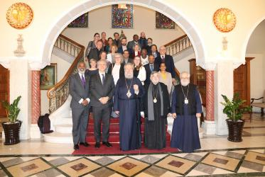 The WCC Assembly Planning Committee gathered in Cyprus. Photo: Marianne Ejdersten/WCC