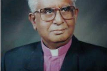 Bishop John Victor Samuel. Photo: CCA.
