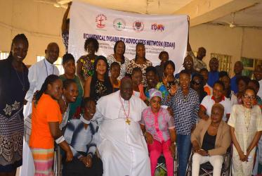Participants of the training in Umuahia, Nigeria. Photo: Anjeline Okola/WCC