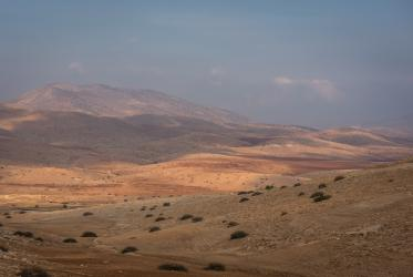Jordan Valley, 2018. Photo: Albin Hillert/WCC
