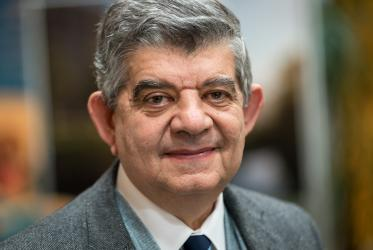 Dr Maged Moussa Yanny, general director of EpiscoCare. Photo: Albin Hillert/WCC