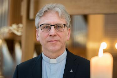 Rev. Dr Olav Fykse Tveit. Photo: Albin Hillert/WCC