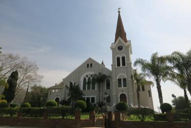 Dutch Reformed Church Riebeek Kasteel, Photo: Peter Kenny/WCC 2016