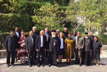 Members of the Joint Working Group between the World Council of Churches and the Roman Catholic Church at their meeting in Portugal - RV