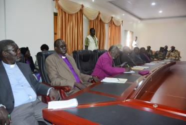 Photo: The South Sudan Council of Churches