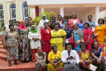 More than a dozen intergenerational women of faith visited Burundi with a delegation comprised of WCC leaders as well as local women.