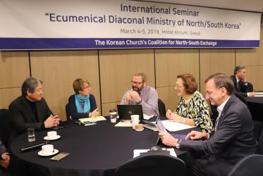 Photo: Korean Church's Coalition for North-South Cooperation