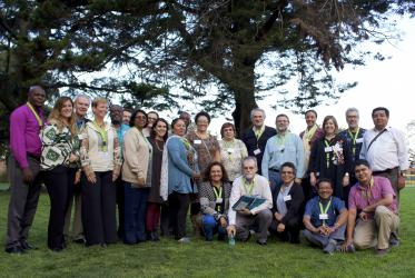 Ecumenical officers of WCC Latin America region meet in Buenos Aires, Argentina. Photo: Marcelo Schneider/WCC