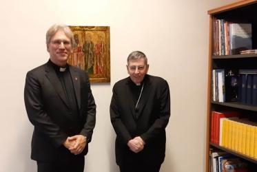 Photo: Rev. Dr Andrzej Choromanski/Pontifical Council for Promoting Christian Unity