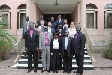 Participants in a WCC- SSCC consultation in Addis Ababa. © WCC/Marianne Ejdersten
