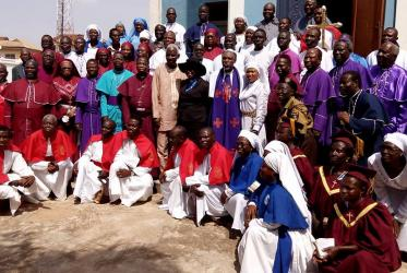 The Church of the Lord (Prayer Fellowship) recently held its 13th International General Assembly in Ghana.