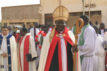 Archbishop Kondo. Photo: Anglican Communion.